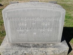 Georgia H <I>Langworthy</I> Hughes