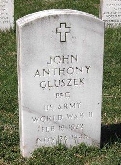 PFC John Anthony Gluszek