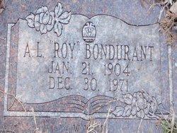 """Audrey Leroy """"Roy"""" Bondurant"""