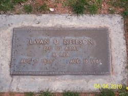 Lavan D Neilson