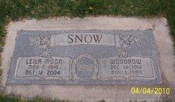 Woodrow Snow