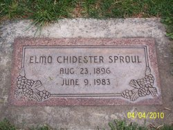 Elmo Chidester Sproul