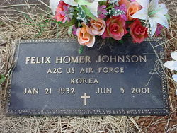 Felix Homer Johnson