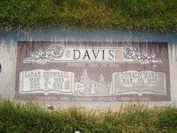 LaRae <I>Snowball</I> Davis