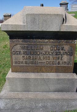 William Doak