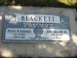 John William Blackett, Jr