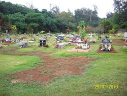 New Immaculate Conception Cemetery