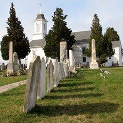 Old First Methodist Church Cemetery