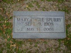 Mary Carroll <I>Cagle</I> Spurry