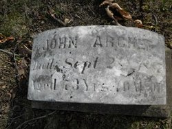 John Samuel Archer