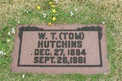 """William Thomas """"Tom"""" Hutchins"""