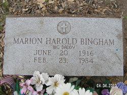 Marion Harold Bingham