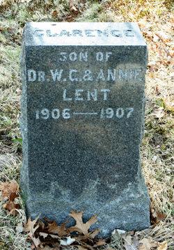 Clarence Elmer Lent