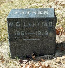 Willard George Lent Md