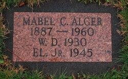 Mabel <I>Chinn</I> Alger