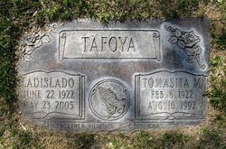 "Tomasita M. ""Tommy"" Tafoya"