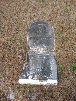 Col William D Bulger