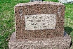 John Mason Alter, Sr