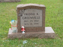 Freddie Robert Greenville