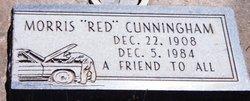 """Morris Tennie """"Red"""" Cunningham"""