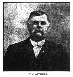 Thomas Jefferson Alverson, Sr