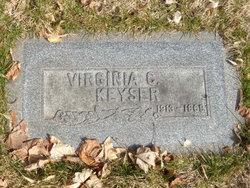Virginia C Keyser