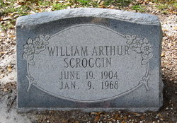 William Arthur Scroggin, Sr