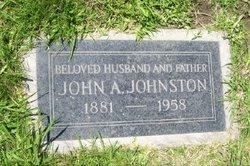 John Andrew Johnston