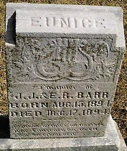 Eunice Barr