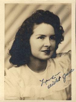 Violet June <I>Guillet</I> Crouch