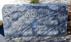 Louie <I>Lamb</I> Covington