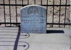 Charles Preston Gamble