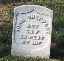 Sgt John Sheppard