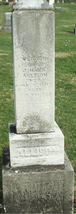 Vernon Allison