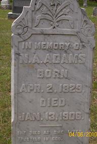 N. A. Adams