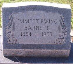 Emmett Ewing Barnett