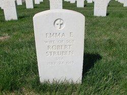 Emma E <I>Metzer</I> Struben