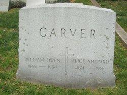Alice <I>Shepard</I> Carver