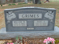 William M Grimes
