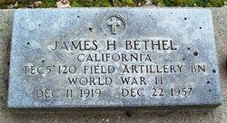 James H Bethel