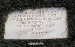 TSGT Harold E Cooper