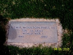 Lewis Moulton Hall, III