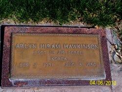 Arlynn Hiram Hawkinson
