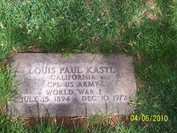 Louis Paul Kastl