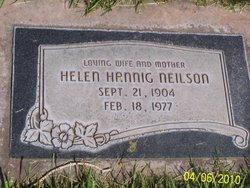Helen Hannig Neilson