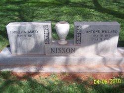 Antone Willard Nisson