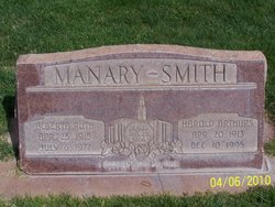 Alberta Ruth <I>Manary</I> Smith