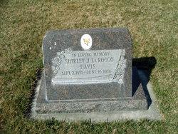 Shirley Janice <I>LaRocco</I> Davis