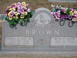 George L. Brown, Jr