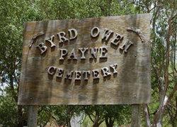 Byrd Owen - Payne Cemetery